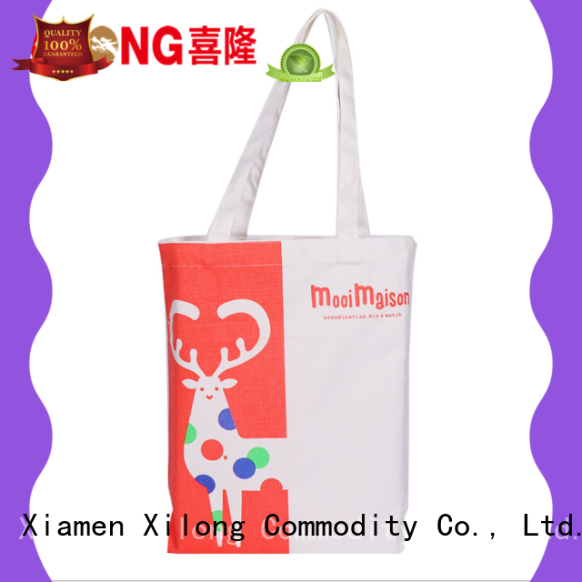 Xilong Best reusable shopping tote bags Supply