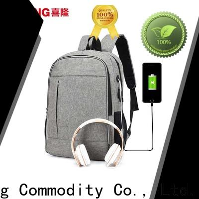 Xilong Wholesale business laptop backpack company