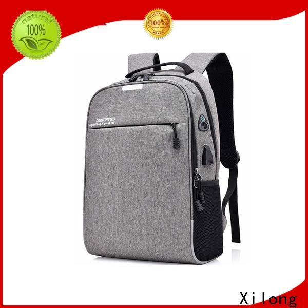 Xilong professional laptop backpack company