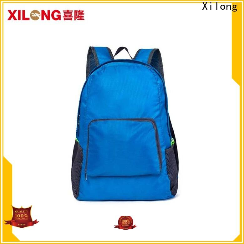 Xilong foldable back pack manufacturers