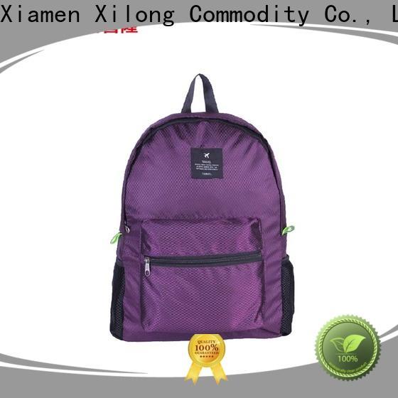 Wholesale foldable backpack company