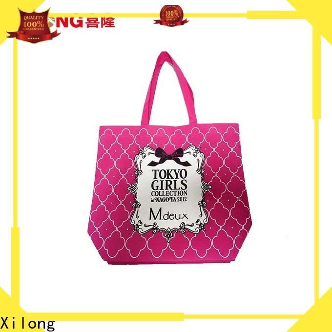 Xilong Top fabric shopping bag company