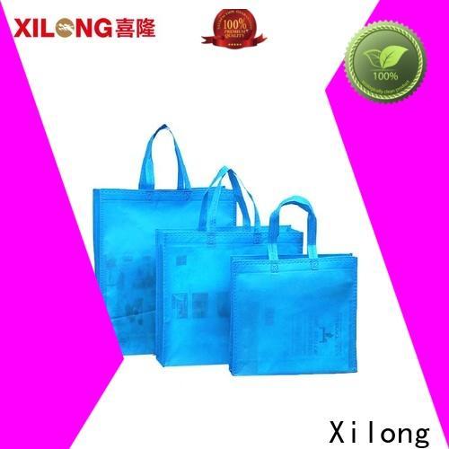 Xilong eco shopping bags Suppliers