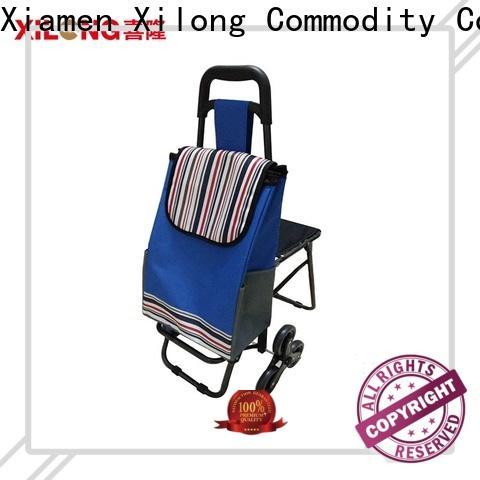 Xilong Best cool shopping trolley bag company