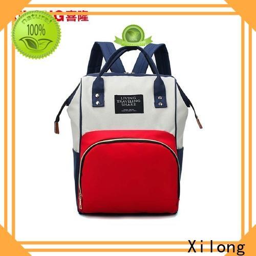 Xilong Latest custom diaper backpack manufacturers