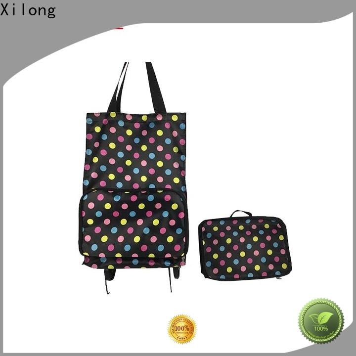Xilong New cool shopping trolley company