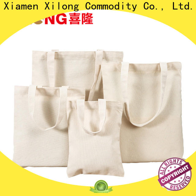 High-quality custom shopping bags with logo factory