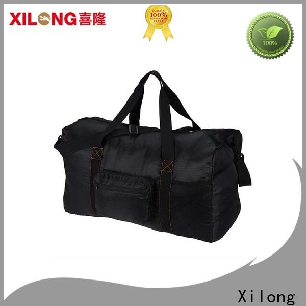 Xilong New custom duffle bags wholesale