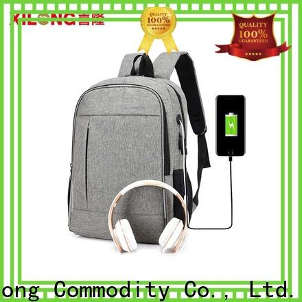 Xilong Wholesale backpack laptop bag for business