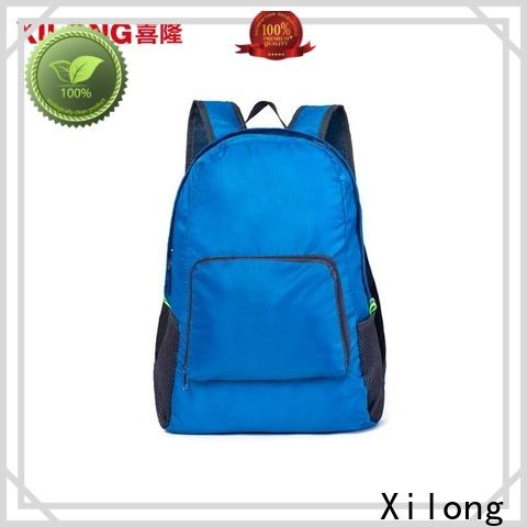 Top foldable day backpack for business