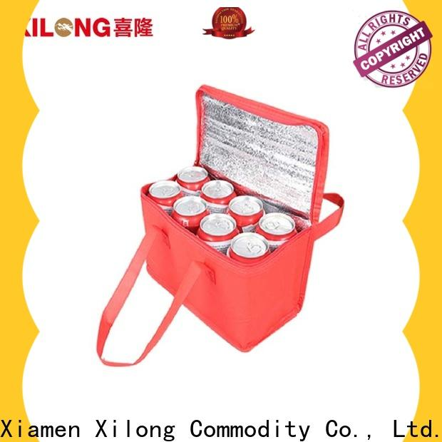 Wholesale insulated cooler tote bags factory