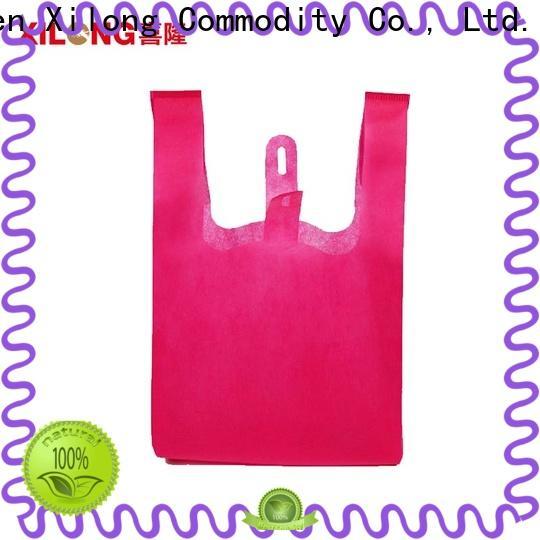 Xilong shopping tote manufacturers