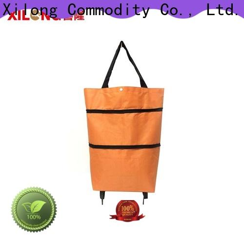 Xilong Top fold up shopping trolley bag for business
