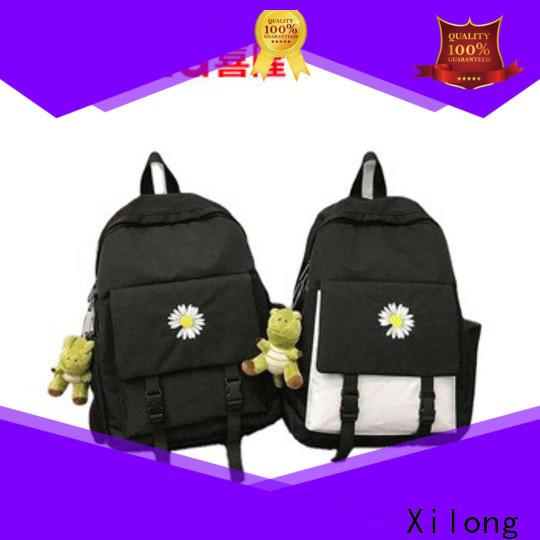 Xilong girl backpacks for school Supply