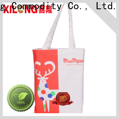 High-quality customized shopping bags for business Supply