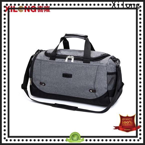 Xilong personalized duffle bags